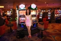Казино в отеле Луксор в Лас Вегасе