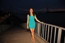 Закат на набережной Бей Риджа