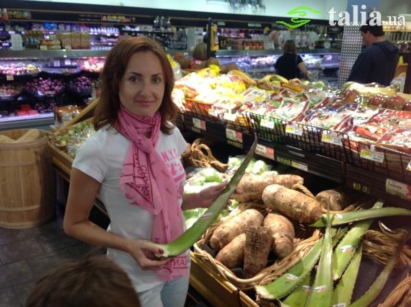 Кто сказал, что в американских супермаркетах нет здоровой еды? Авенел, Нью-Джерси