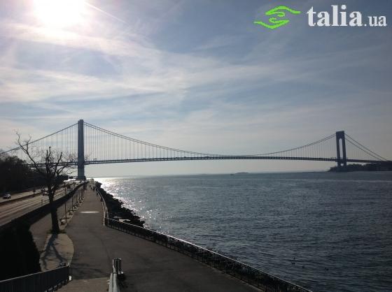 Мост Верразано. Verrazano-Narrows Bridge