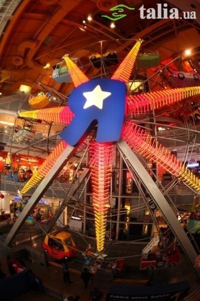 Магазин Тойс Ар Ас на Таймс Сквер (Toys R Us, Times Square)