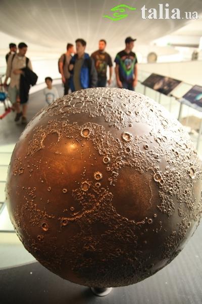 Зал Земли и Космоса. Американский Музей Естественной Истории, Нью-Йорк