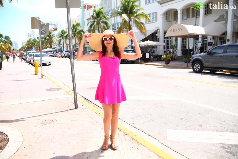 Оушен Драйв на Майами Бич (Ocean Drive)