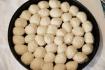 Рецепт. Дрожжевое тесто несладкое (для пампушек и хлеба)