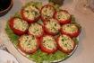 Рецепт. Пикантные помидоры фаршированные