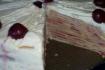 Рецепт. Торт из блинчиков с вишнёвым вареньем
