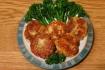 Рецепт. Оладьи из брокколи с индейкой и пастернаком