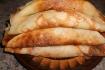 Рецепт. Блинчики с сердцем и корейской морковкой