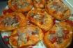 Рецепт. Постные бутерброды с креветками