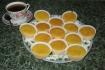 Рецепт. Постные кексы с апельсинами