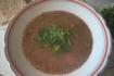 Рецепт. Гороховый суп постный с орехами