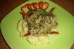 Рецепт. Подливка для пюре из куриных желудочков