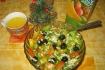 """Рецепт. Салат осенний из пекинской капусты """"Витаминный"""""""