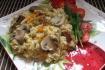 Рецепт. Ризотто с грибами шампиньонами