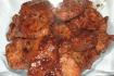 Рецепт. Жареное мясо в гранатовом соусе