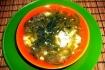 Рецепт. Зеленый борщ