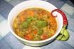Рецепт. Диетический суп для похудения
