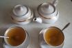Рецепт. Имбирный чай с лимоном