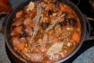 Рецепт. Пивной гуляш из говядины с черносливом