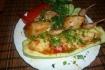 Рецепт. Фаршированные кабачки