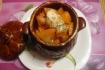 Рецепт. Картошка в горшочках с мясом
