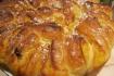 Рецепт. Лимонный пирог с глазурью