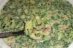 Рецепт. Окрошка на сыворотке и кефире