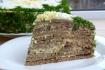 Рецепт. Торт из говяжьей печени