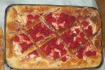 Рецепт. Пирог с малиной и яблоками