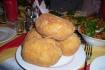 Рецепт. Жареные пончики на дрожжах