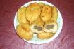 Рецепт. Пирожки с мясом и луком жареные