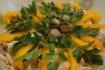 Рецепт. Салат из кальмаров с грибами