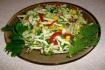 Рецепт. Салат из капусты и перца