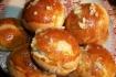 Рецепт. Пирожки к борщу