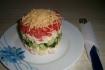 Рецепт. Салат с палочками
