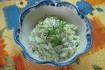 Рецепт. Салат с треской