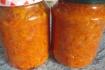Рецепт. Салат из моркови на зиму