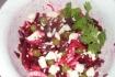 Рецепт. Салат с брынзой