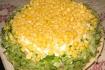 Рецепт. Салат с кукурузой