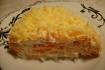 Рецепт. Салат с сыром