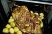 Рецепт. Запеченная утка с апельсинами в духовке