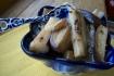 Рецепт. Маринованные баклажаны с кинзой