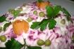 Рецепт. Салат из свеклы и моркови