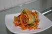 Рецепт. Кабачки по-корейски маринованные