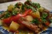 Рецепт. Тушеная картошка