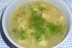 Рецепт. Суп из сельдерея