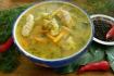 Рецепт. Суп из скумбрии