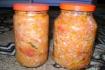 Рецепт. Заправка для супа на зиму с капустой
