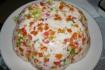Рецепт. Торт ''Битое стекло'' с крекером