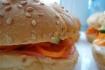 Рецепт. Сэндвич с овощами и майонезом